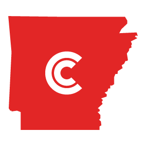 Arkansas Diminished Value State Icon