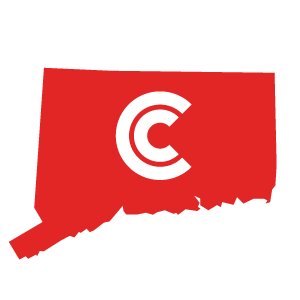 Connecticut Diminished Value State Icon