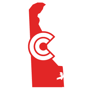 Delaware Diminished Value State Icon