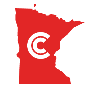 Minnesota Diminished Value State Icon