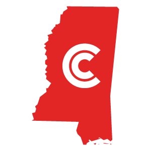 Mississippi Diminished Value State Icon