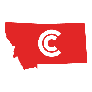 Montana Diminished Value State Icon