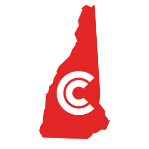 New Hampshire Diminished Value State Icon