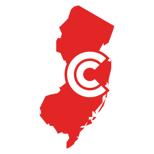 New Jersey Diminished Value State Icon