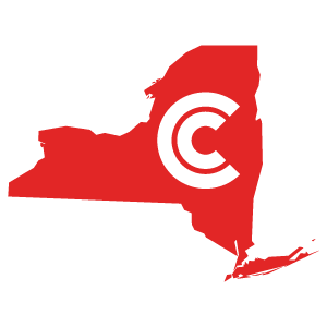 New York Diminished Value State Icon
