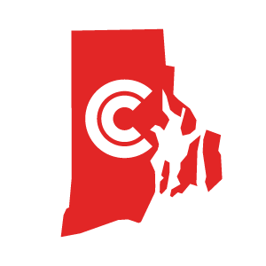 Rhode Island Diminished Value State Icon