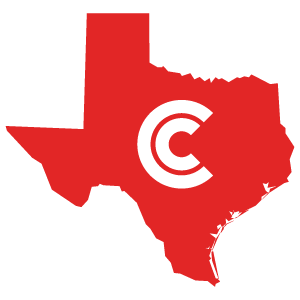 Texas Diminished Value State Icon