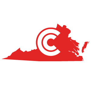 Virginia Diminished Value State Icon