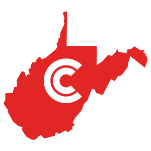 West Virginia Diminished Value State Icon